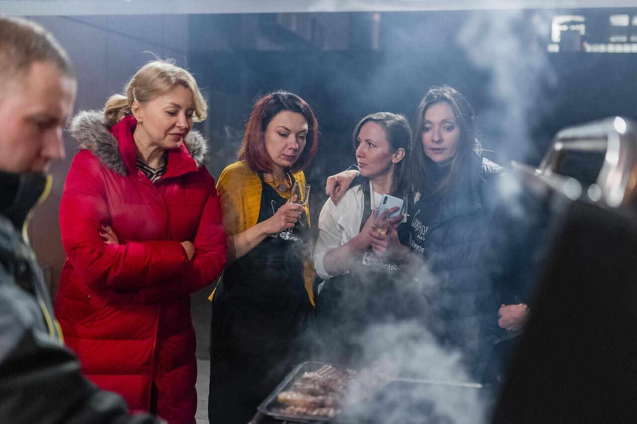 Вечеринки на свежем воздухе Киев